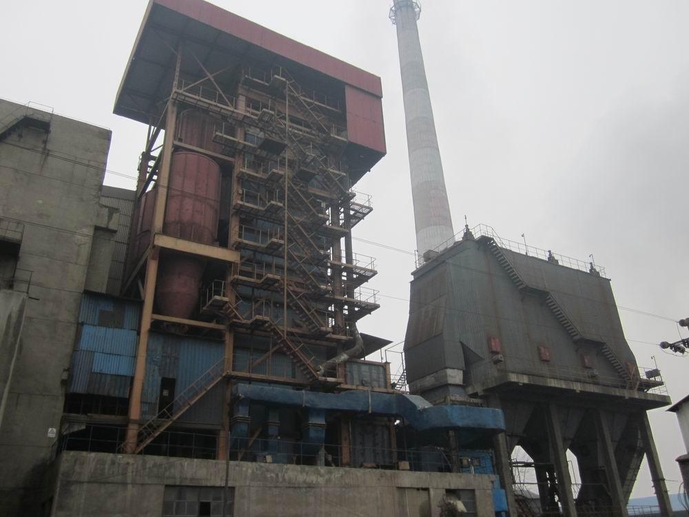 洛阳偃师75吨生物质锅炉