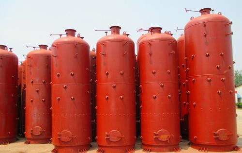 立式燃煤热水锅炉