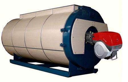 CWDR型卧式全自动电热水锅炉