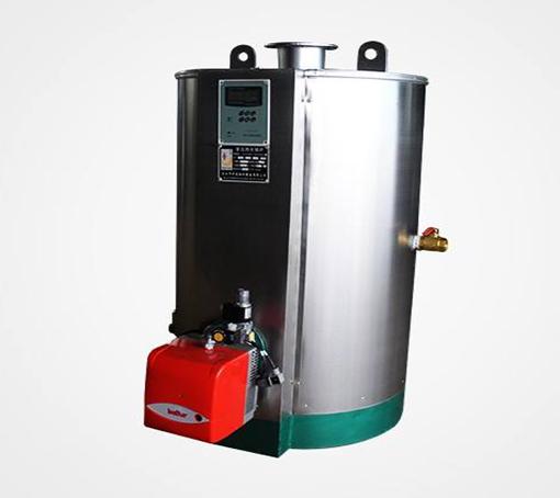CLHS立式燃油燃气常压热水锅炉