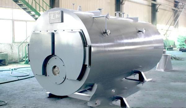 8吨燃气蒸汽锅炉