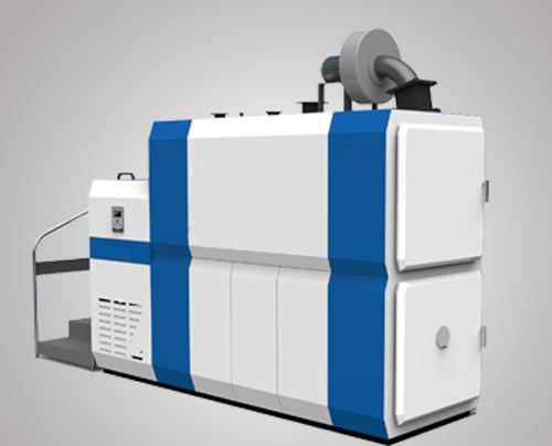 CDZL型常压生物质热水锅炉