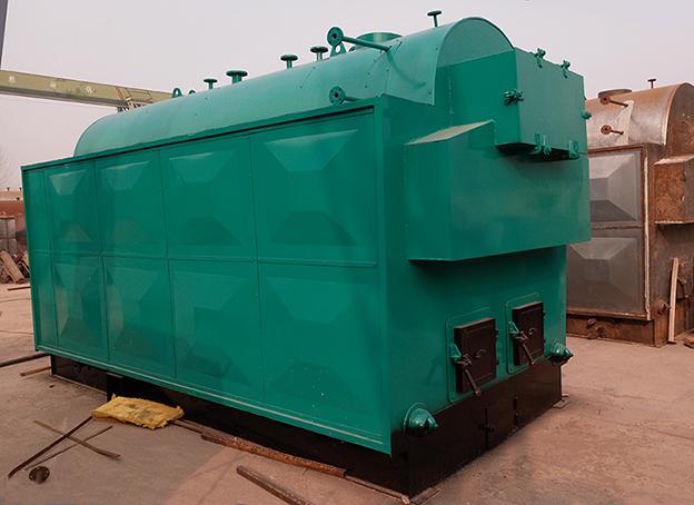 DZH型活动炉排生物质蒸汽锅炉