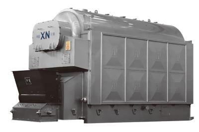 DZL型自动链条型生物质蒸汽锅炉