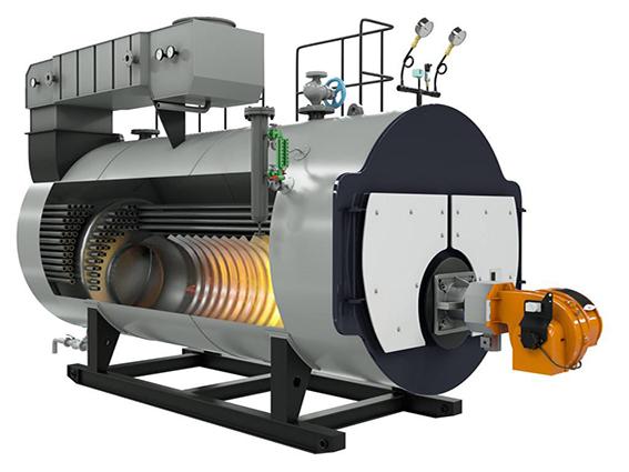 低氮冷凝热水锅炉