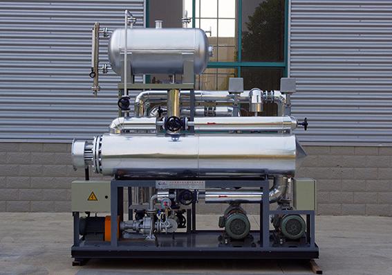 YGL-SZ系列立式生物质导热油炉