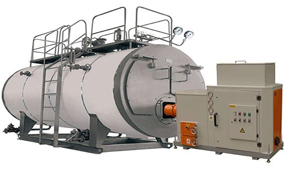 YLW系列卧式燃生物质导热油炉