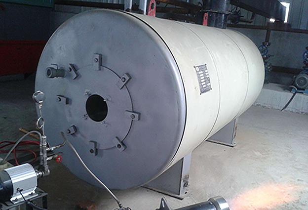 卧式生物质导热油炉