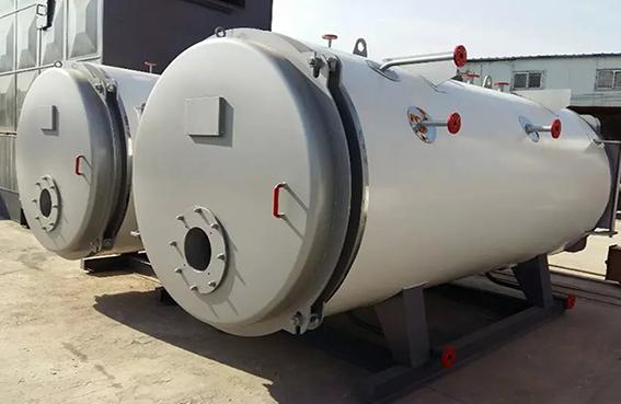 燃油导热锅炉