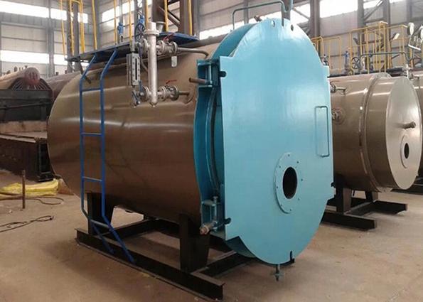 6吨燃油蒸汽锅炉