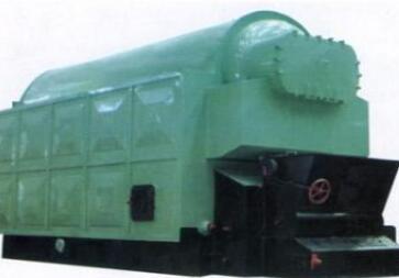 立式燃煤蒸汽汽锅