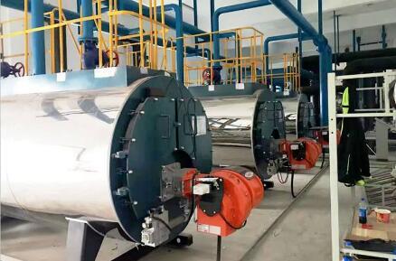 天然气锅炉产品案例