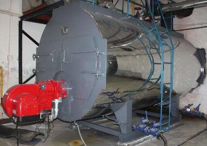 燃油锅炉产品案例