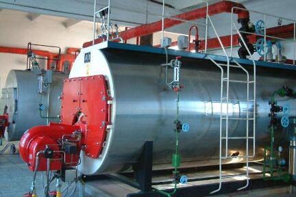 燃气锅炉产品案例