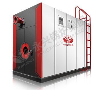 燃油燃气真空热水锅炉