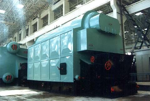 DZL型快装蒸汽锅炉