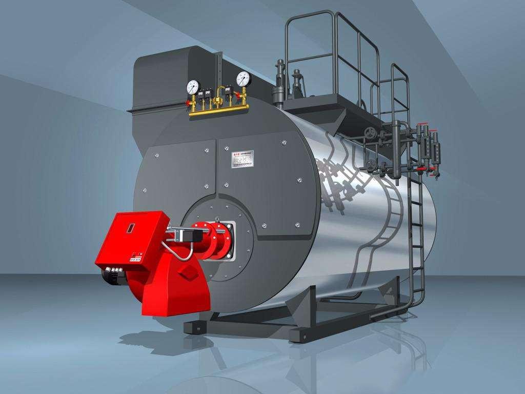 6吨燃气蒸汽锅炉