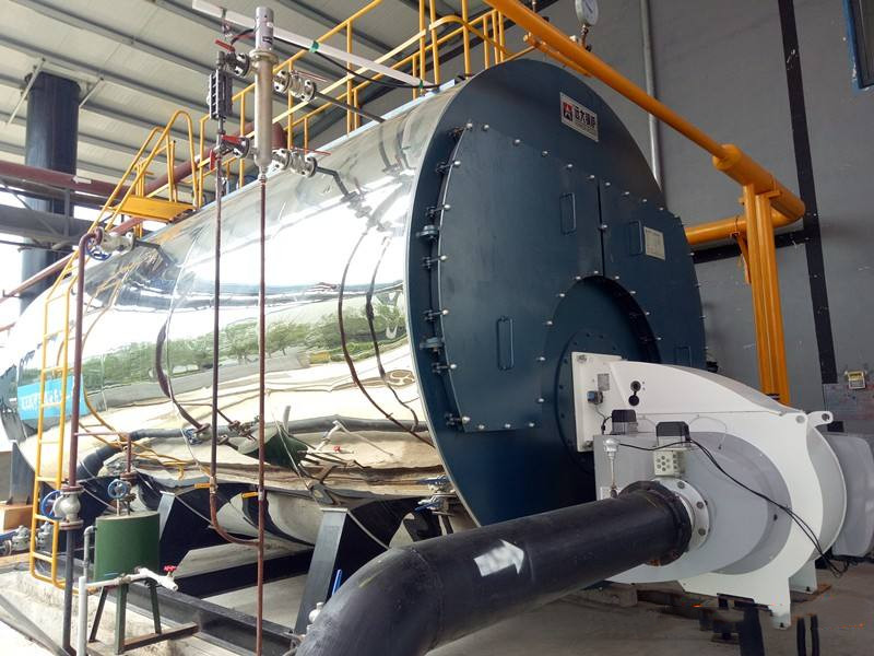 10吨燃气蒸汽锅炉