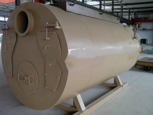 20吨燃气蒸汽锅炉