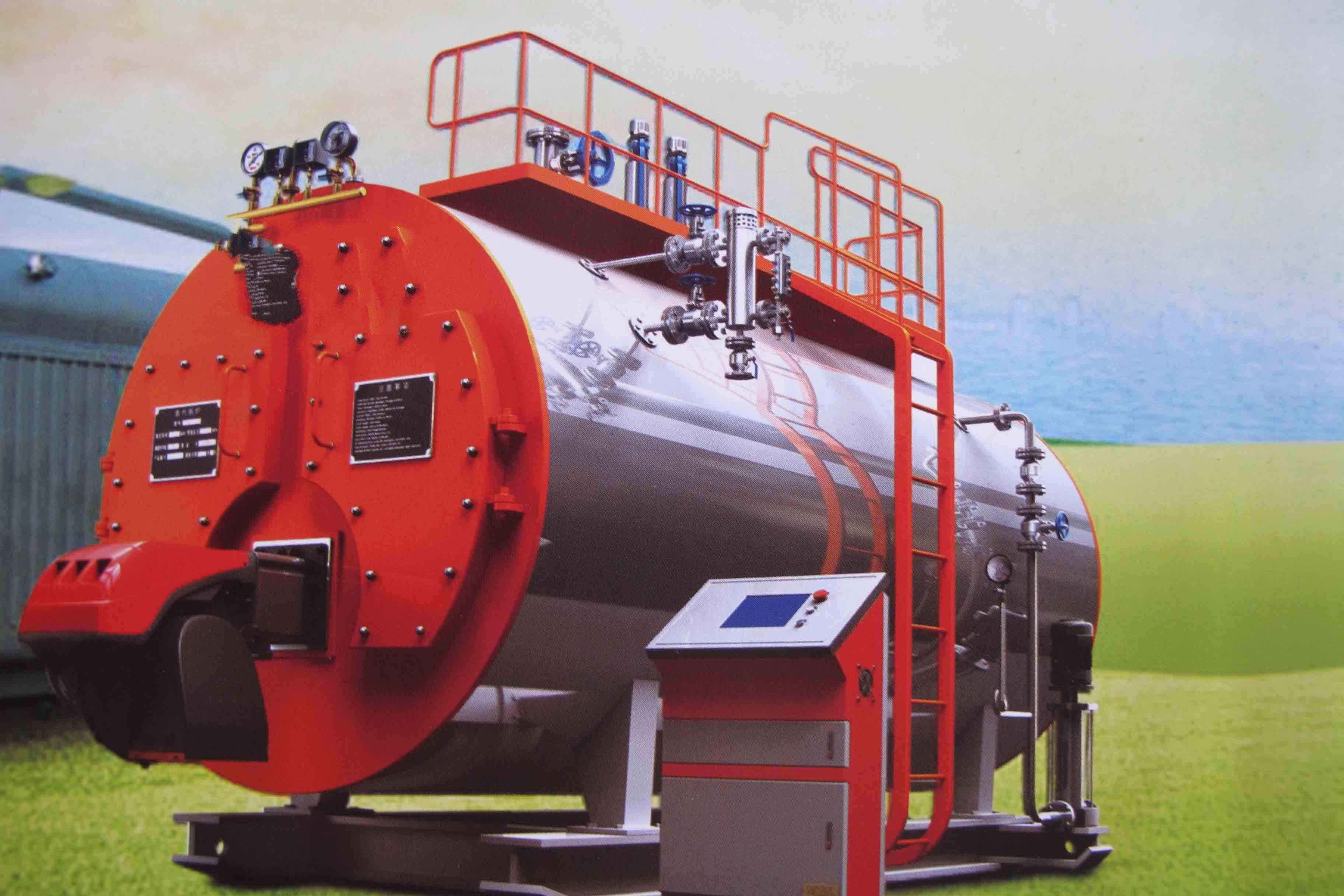 1.5吨燃气锅炉