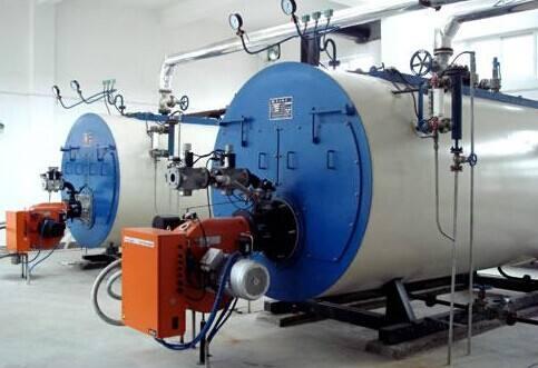 10吨燃气锅炉